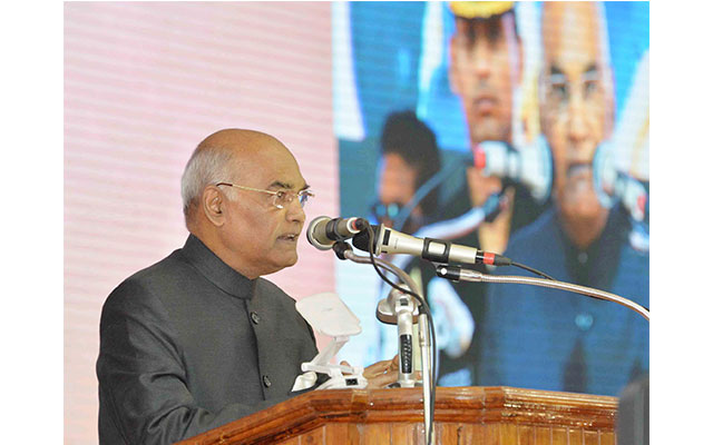 President of India Kovind Inaugurates 13th Edition Of CII