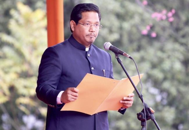 Will discuss with party, on snapping ties with NDA : Meghalaya Chief Minister Sangma
