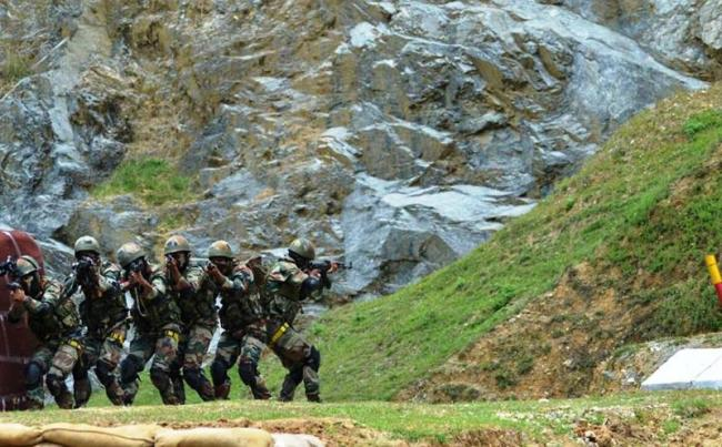 Security forces kill two terrorists during encounter in Jammu and Kashmir