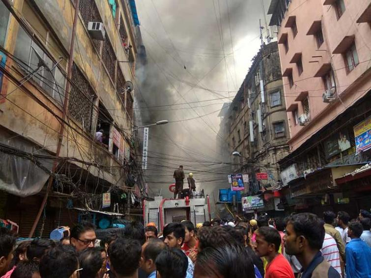 Bagree Market fire: Kolkata Police file charge sheet, accuse Bagree Estate's directors, CEO