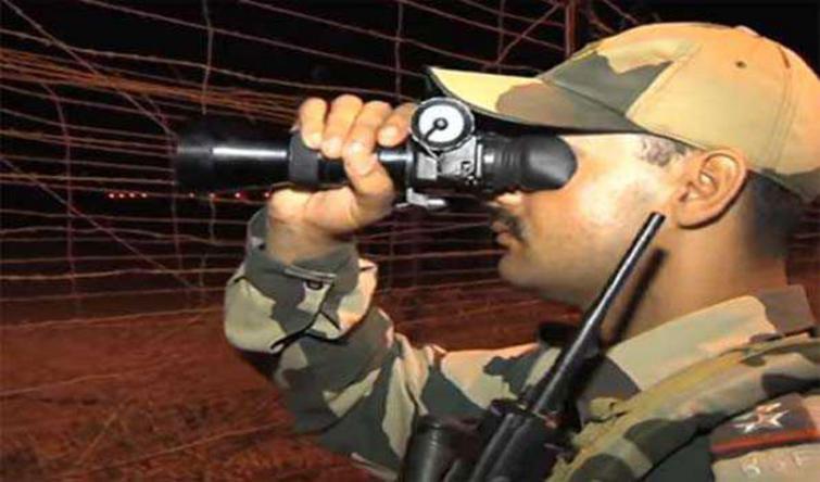 Intruder from Pakistan held by BSF in Rann of Kutch