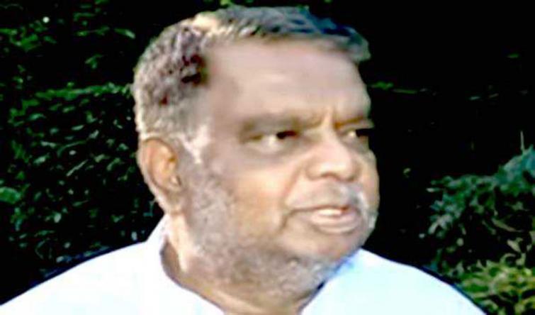 Ex-Union Minister Sreenivasa Prasad files nomination for Chamarajanagara Lok Sabha seat