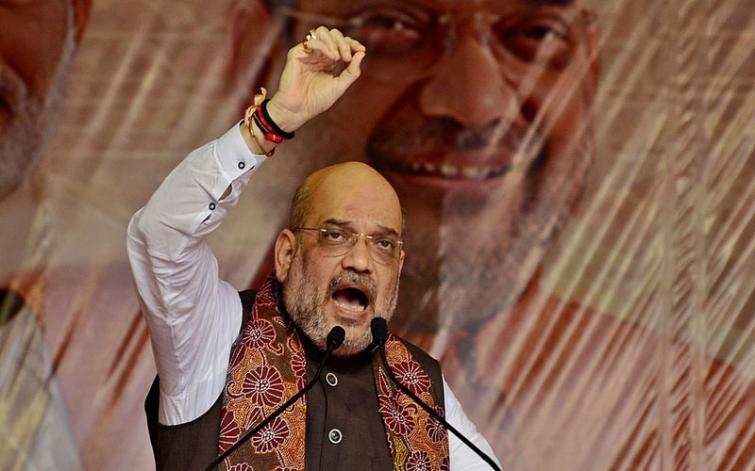 Amit Shah visits West Bengal, targets Mamata Banerjee