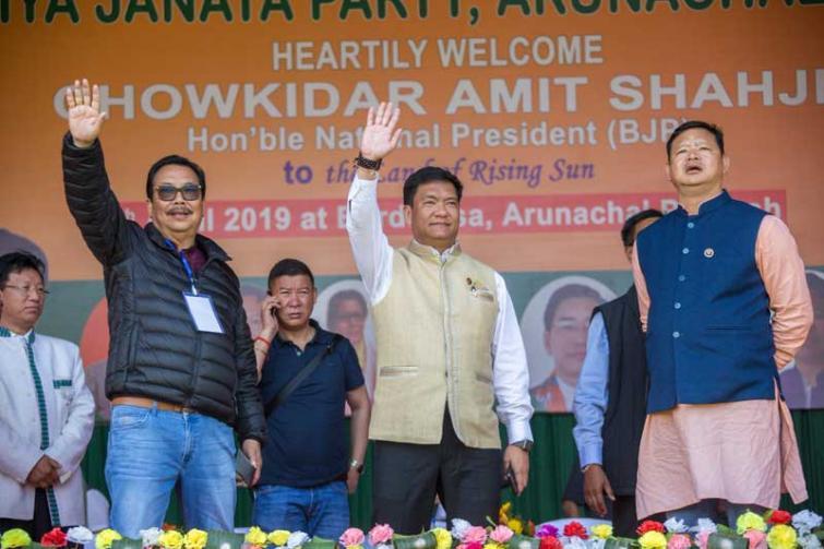 Arunachal Assembly Election: CM Pema Khandu becomes richest candidate
