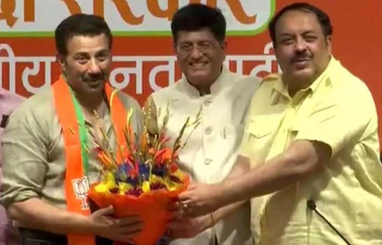 Actor Sunny Deol joins BJP, says 'youth needs leader like PM Modi'