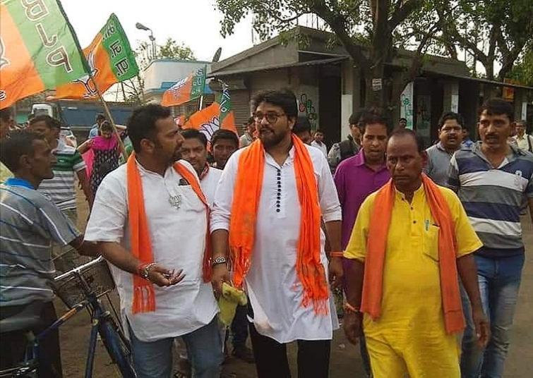 No FIR lodged against Babul Supriyo: BJP