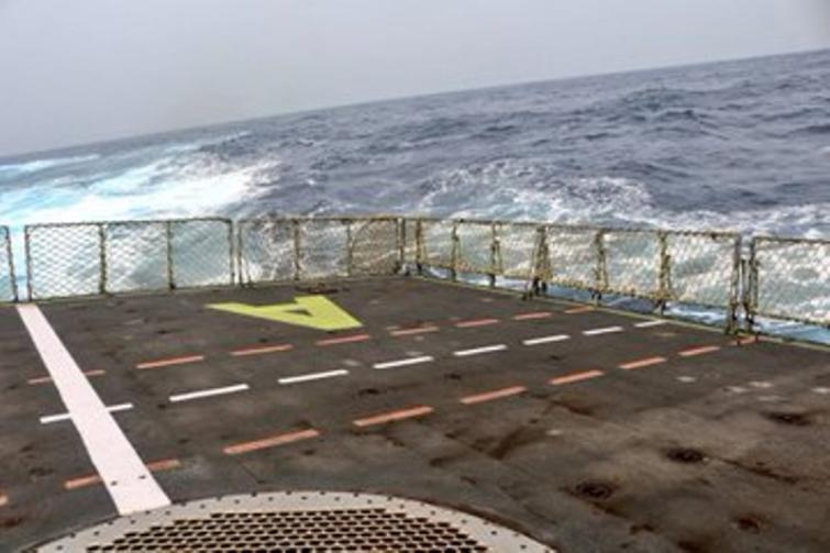 Cyclone Fani: Navy launches massive rescue and rehabilitation effort in Odisha