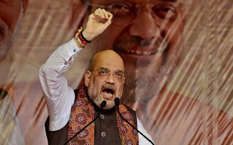 India will never forgive murderer Congress: Amit Shah on Sam Pitroda's 1984 anti-Sikh riot remark