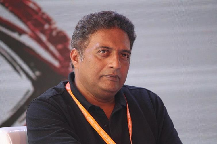 Received a solid slap on my face: Prakash Raj