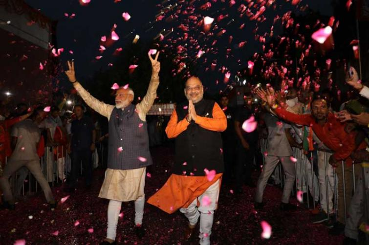 Amit Shah to join Modi 2.0 cabinet. Will BJP get new president?