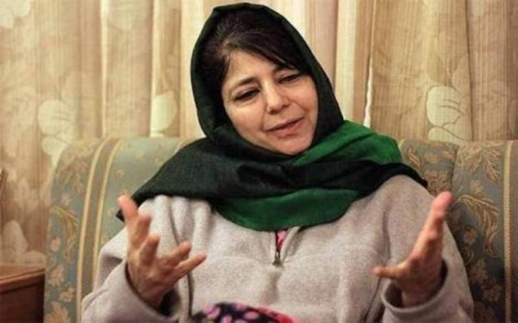 Mehbooba Mufti questions timing of ED grilling Farooq in J&K Cricket Association scam case