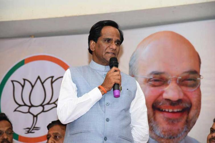 BJP has a washing machine to clean anyone before inducting into party: Minister Raosaheb Danve