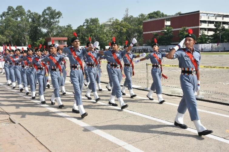 Assam: Combine annual training camp of NCC air wing concluded