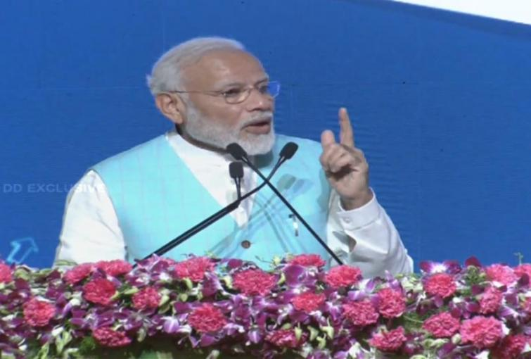 Tamil became talking point in US during my visit: PM Modi