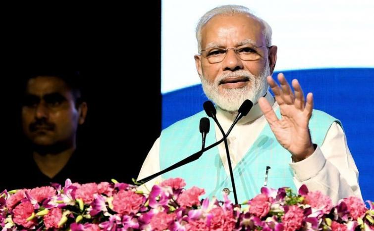 Indian solutions for global application is our goal, commitment : PM Modi in Chennai