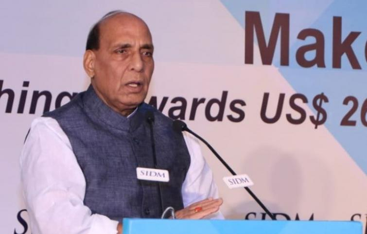 Rajnath Singh to attend annual Defence dialogue in France