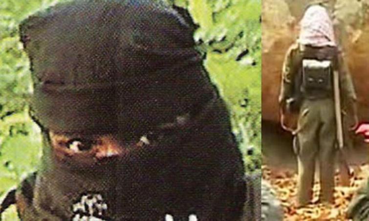 Gaya: Maoists torch three vehicles of a road construction company