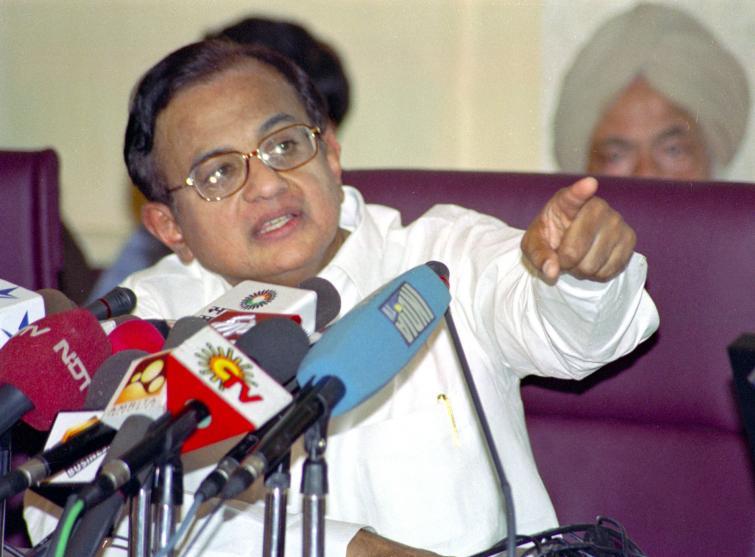God save India's economy: P Chidambaram on Nishikant Dubey's GDP comment