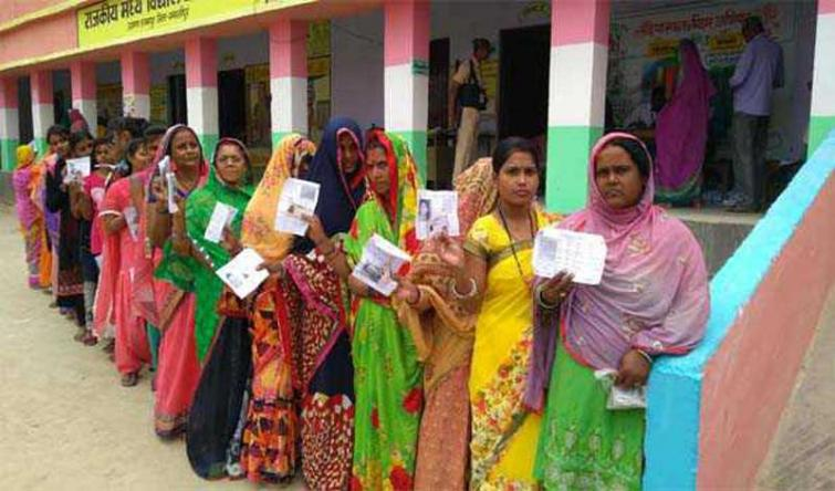 Jharkhand polls: 56.02 pct turnout recorded as voting ends in five seats