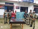 BSF nabs drug paddler along Indo-Bangladesh border