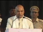 President of India Ram Nath Kovind graces National Voters' Day celebrations
