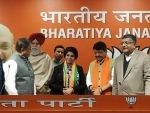 Former IPS officer Bharati Ghosh, who once called Mamata Banerjee as 'Mother of Jangalmahal', joins BJP