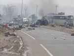 Pulwama terror attack : Traders' bandh hits life in Assam, protest in Golaghat