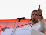 Rahul charges PM of lying on Amethi ordinance factory