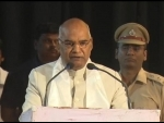 Ram Nath Kovind urges all to create a TB free India