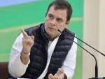Rahul Gandhi describes his minimum income scheme as a 'surgical strike' on poverty