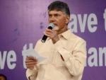 Andhra Pradesh: Naidu asks cadre to be on alert ahead of April 11 voting
