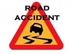 Punjab: Five injured in road mishap