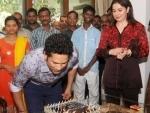West Bengal Chief Minister Mamata Banerjee wishes Sachin Tendulkar on birthday