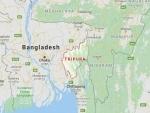 Convicted person escape from police remand in Tripura district