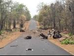 Rahul Gandhi condemns Maoist attack in Gadchiroli