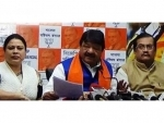 BJP appeals EC to conduct re-polling in all seven seats across West Bengal: Kailash Vijayvargiya