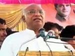 BJP MP demands criminal case filed against Congress leader Mallikarjuna Kharge