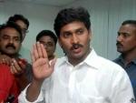 Andhra Pradesh: Y. S. Jaganmohan Reddy's Yuvajana Sramika Rythu Congress Party marching ahead in Assembly polls