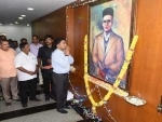 Goa CM Sawant unveils portrait of Veer Savarkar in assembly complex