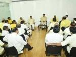 N Chandrababu Naidu elected as TDP Legislature party leader