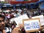 Uttar Pradesh doctors show solidarity with colleagues on strike in Kolkata