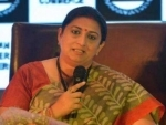 New MP Smriti Irani begins her work to develop healthcare in Amethi as constituency gets eight new ambulances