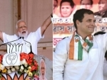 Thank you: Rahul Gandhi says as PM Narendra Modi wishes him on birthday
