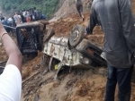 Three persons injured as massive landslide hits Arunachal Pradesh