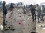 Security forces conduct CASO in Pulwama after IED blast