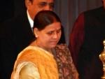 BJP has the character of insulting women, says ex-Bihar CM Rabri
