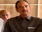 PM Narendra Modi govt's move breaks J&K into pieces: Ghulam Nabi Azad