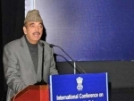 Congress leader Ghulam Nabi Azad to visit Kashmir today
