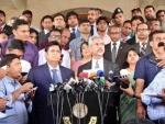 S Jaishankar visits Dhaka: India, Bangladesh talks aim for sustainable Rohingya repatriation