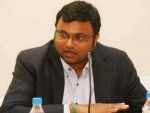 Father has been arrested because he was vocal against Modi government: Chidambaram's son Karti